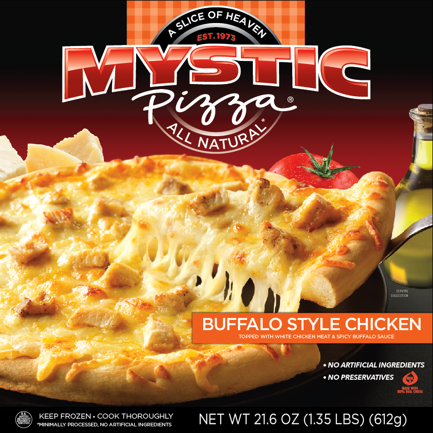 Buffalo Style Chicken Pizza Ingredients And Nutritional Facts
