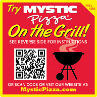 Mystic Pizza Grilling Instructions