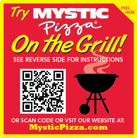 Mystic Pizza Grilling Instructions Flavor